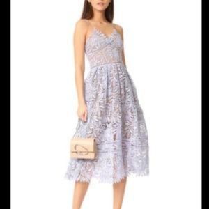AUTHENTIC Self Portrait Laelia Lace Dress